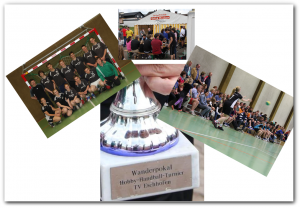 Handball Hobby Turnier 2014 vom 18. – 19. Juni