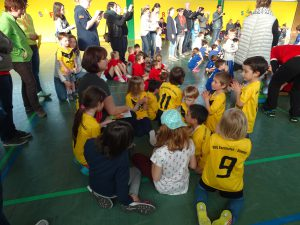 Handball HSG Minis Turnierbericht