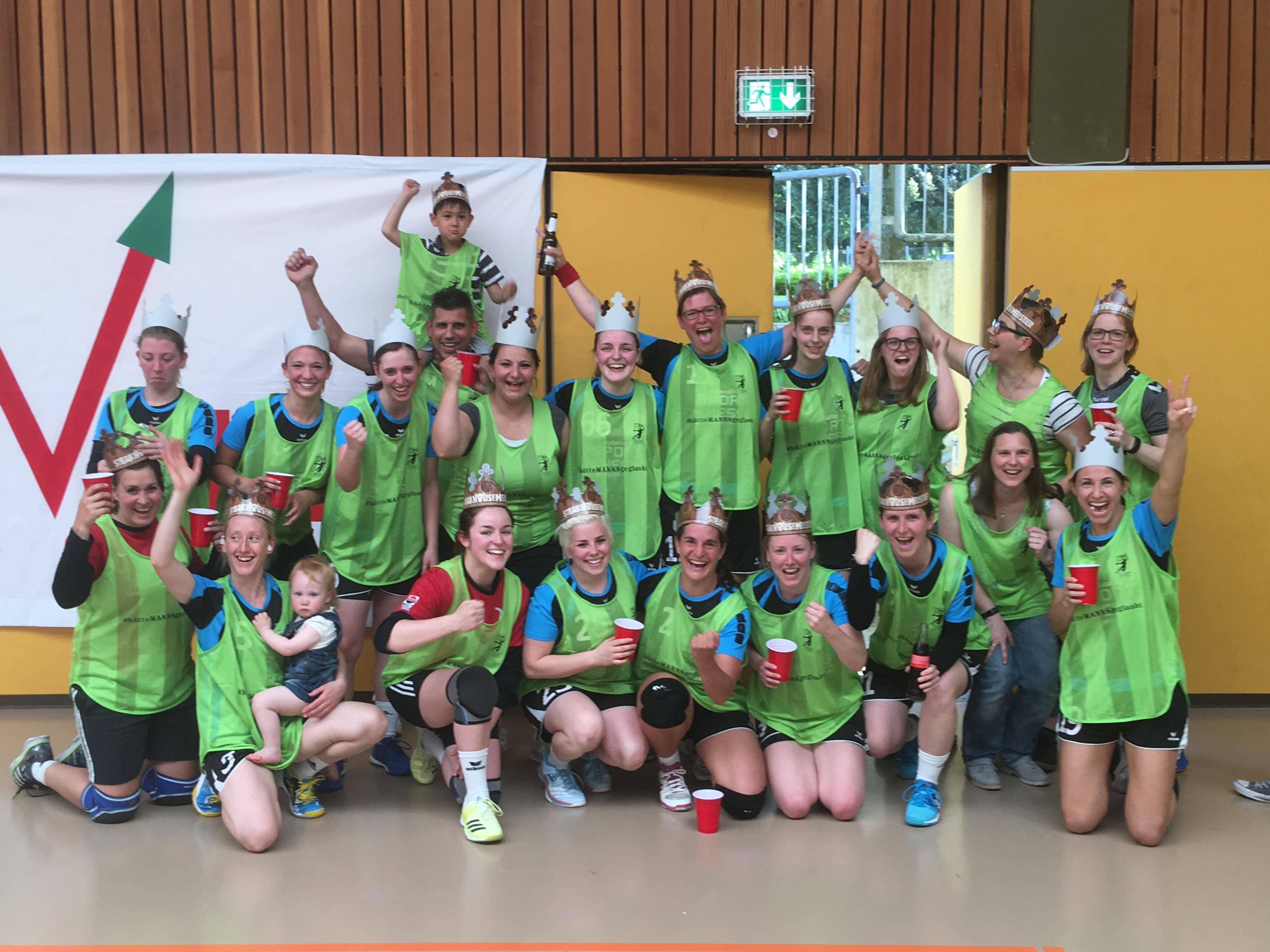 HSG Eschhofen/Steeden Handball – Damen sind Meister und E-Jgd. mit erfoglreicher Quali