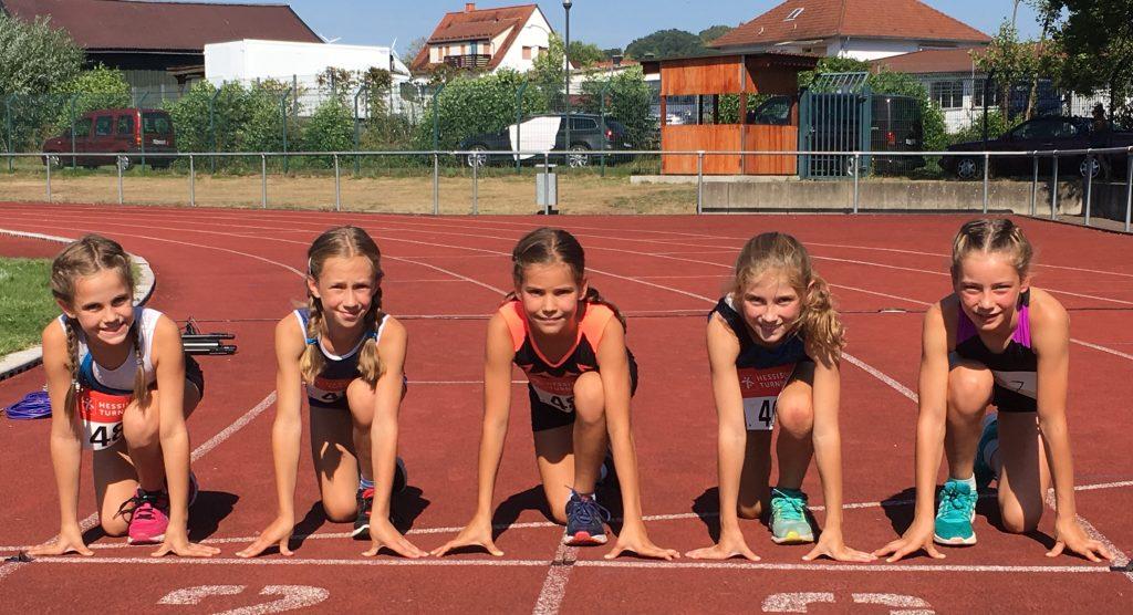 Hess. Nachwuchsmehrkampfmeisterschaften: Bronze für Mia Jeuck