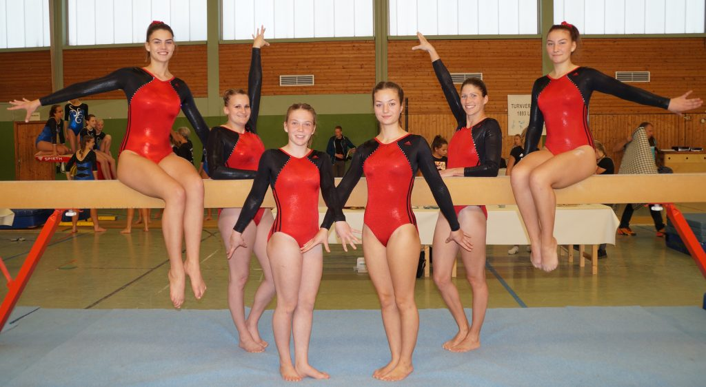 Landesliga 3: Bronze für TVE-Turnerinnen