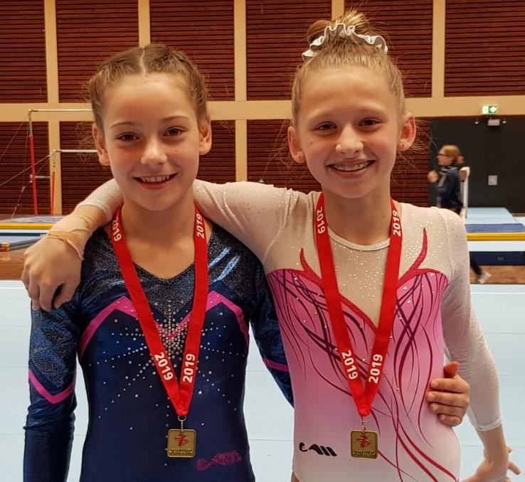 Landesfinale: Bronze für Cheyenne Walker