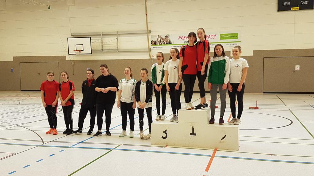 Hessenmeister weibliche Jugend